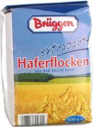 Пластівці вівсяні Bruggen 500г