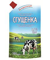 Продукт молоковмісний згущений Ічня 300г з цукром дойпак