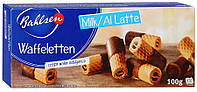Рулет Bahlsen 100г Вафельний з молочним шоколадом