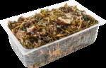 Салат Грінвіль 2шт по 3кг з морської капусти і баклажана