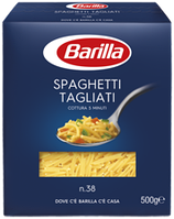 Спагетті Barilla № 38 500г Tagliatti
