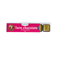 Шоколад Shoude 28г білий та молочний