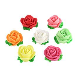 Декор кондитерський Добрик Набір Троянди середні асорті