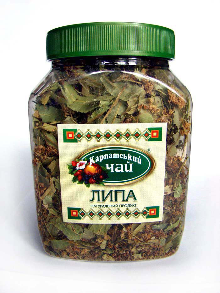 Чай Карпатський чай 35г з цвіту Липи пл/б