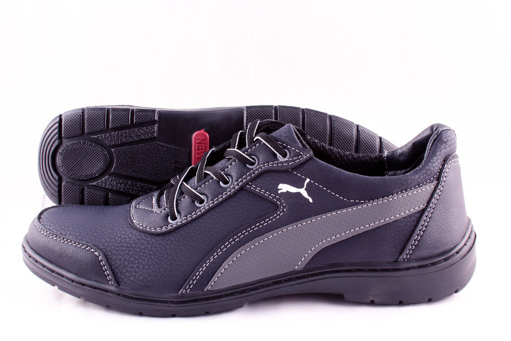 Кроссовки мужские в стиле Puma синие