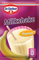 Молочний коктель Dr.Oetker 33г з бананановим смаком
