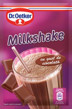 Молочний коктель Dr.Oetker 32г з шоколадним смаком