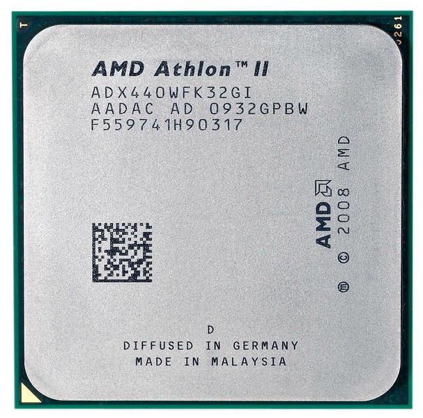 Процессор AMD Athlon II X3 440 3.0GHz + термопаста GD900