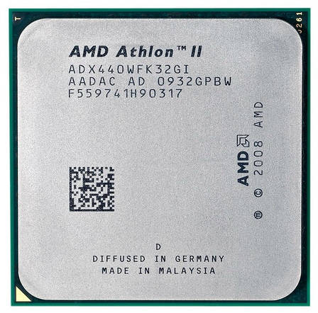 Процессор AMD Athlon II X3 440 3.0GHz + термопаста GD900, фото 2
