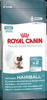 Royal Canin INT HAIRBALL 400г корм для кошек стимулирующий выведение волосяных комочков
