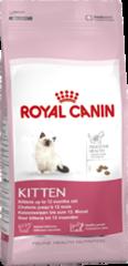 Royal Canin KITTEN-34(36) 2кг корм для котят от 4 до 12 месяцев