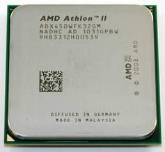 Процессор AMD Athlon II X3 450 3.2GHz + термопаста GD900