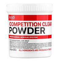 Kodi Competition Clear (быстроотвердеваемый прозрачный акрил), 224 гр