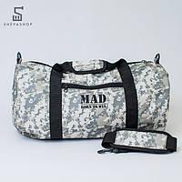 Спортивная сумка MAD FITGO камо, фото 1