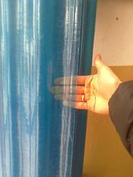 Шифер прозрачный армированный стекловолокном в рулонах  (желтый,зеленый,голубой)