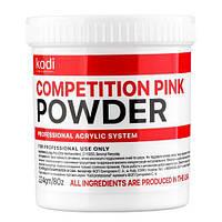 Kodi Competition Pink (быстроотвердеваемый розово- прозрачный акрил), 224 гр