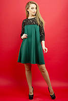 Платье Эмма (зеленый), фото 1