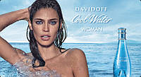 DAVIDOFF COOL WATER WOMEN,100 мл копия