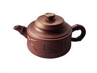Глиняний Чайник Бамбук 400 мл