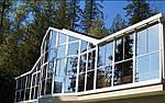 Стеклянные фасады – надежна ли новинка?( интересные статьи)
