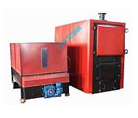 Котел твердопаливний жаротрубний КЗПП ARS (BRS) 500LM