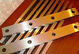 Ножи гильотинные ERFURT Эрфурт 1250х100х40 , фото 4