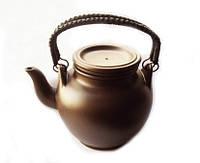 Чайник глиняный й с ситом 800 мл
