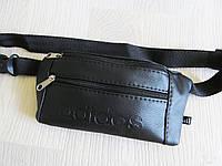Сумка копия Adidas на плечо пояс эко кожа бананка барсетка, фото 1