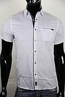 Рубашка мужская ANG 40410/40415 норма и батал