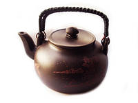 Чайник глиняный Сакура без сита 600 мл