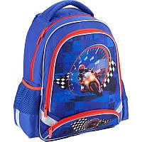 Рюкзак школьный Kite 517 Motocross K18-517S
