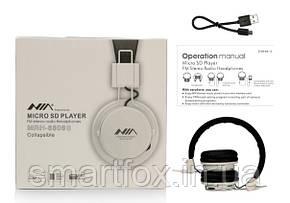 Наушники c плеером MP3  NIA 8809S с эквалайзром, фото 2