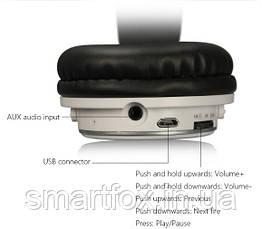 Наушники c плеером MP3  NIA 8809S с эквалайзром, фото 3