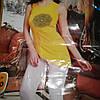 Летний женский комплект туника и лосины. Турция ALPINAY, фото 4