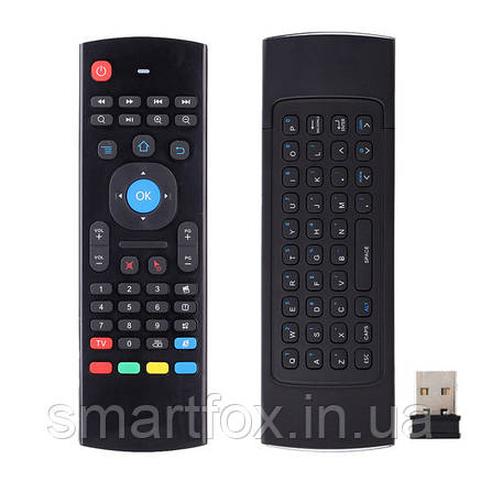 Пульт MX3 Air Mouse для Смарт Тв и Android, фото 2