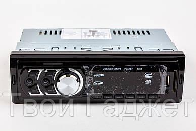 Только ОПТ Автомагнитола с 2-я выходами 200Вт (USB, SDHC, AUX, FM) 1781