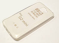 Чехол силиконовый ультратонкий для LG G2 mini d618