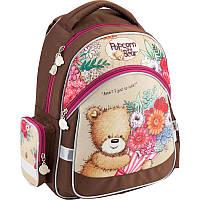 Рюкзак шкільний Kite 521 Popcorn the Bear PO18-521S, фото 1