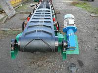 Конвейер ленточный, шнековый конвейер (транспортер) питатели качающееся, пластинчатые, вибро-питатели