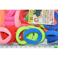 Резинка Калуш нейлон 50 шт. цветная, фото 1