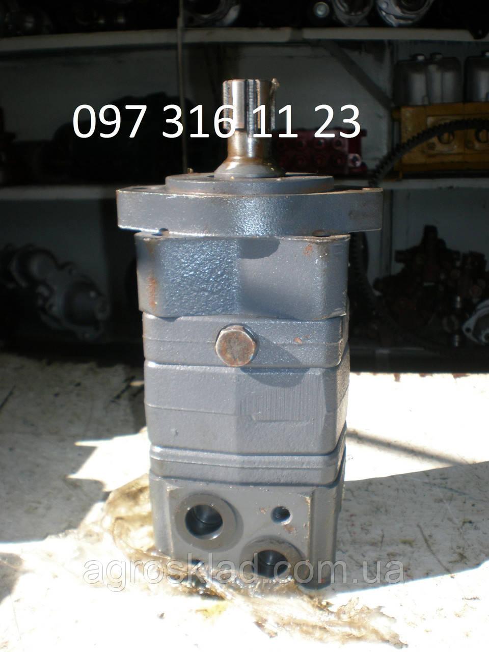 Гидромоторы МГР