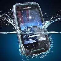 "Водонепроницаемый смартфон Hummer H1+ IP67, RETINA-дисплей 3.5"", GPS, 2800 мАч, Android, 5 Mpx., фото 1"