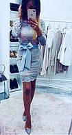 Нежное женское платье(размер С-М)