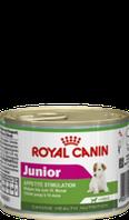 Royal Canin JUNIOR WET 0,195кг Для щенков собак маленьких размеров в возрасте до 10 месяцев.