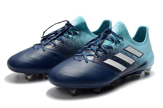 Футбольные бутсы adidas Ace 17.1 Leather FG