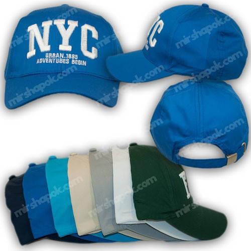 Бейсболка NYC, р. 54-56