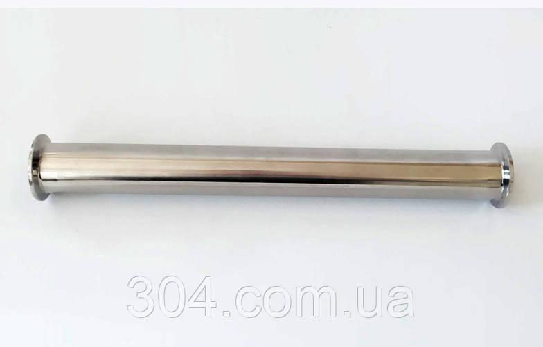 "Царга под кламп 2"" DN51(длина 300 мм), нержавеющее Aisi 304"