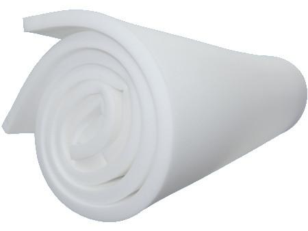 ПОРОЛОН (пенополиуретан) 25-я плотность, 140х200, толщина 100мм.