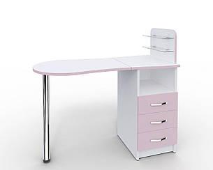 Манікюрний стіл-трансформер зі складаним Платон 11, фото 2