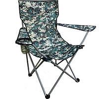 """Стул - кресло складное """" Рыбак """" с чехлом для рыбалки"""